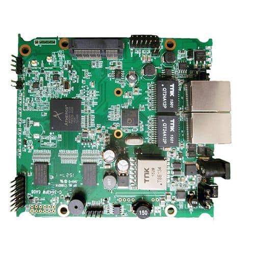 לוח תקשורת Compex WPJ344