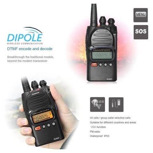 pair radios