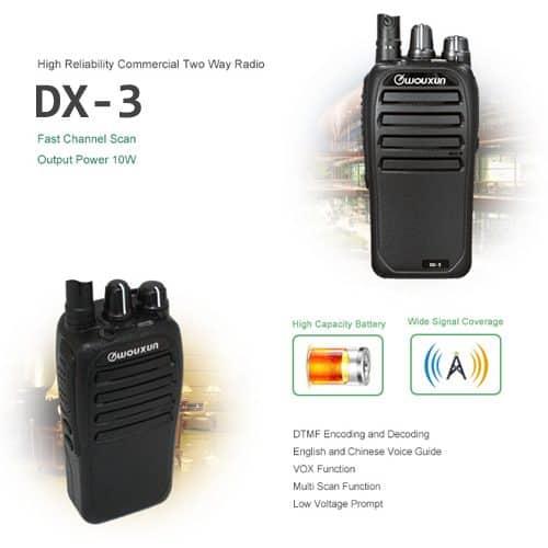 wouxun dx-3